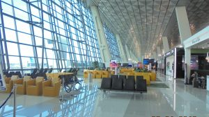 Terminal 3 Pier 2 Bandara Soetta