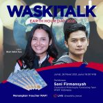 Waskitalk Earth Hour Day 2021