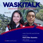 Waskitalk : Green Building Construction