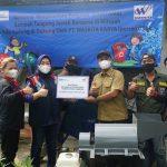 Bantuan Sarana & Prasarana Komposting Sampah