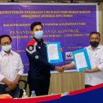 Kontrak Baru: Proyek Jalan Akses Perbatasan Indonesia-Malaysia