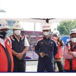 Management Walkthrough Proyek Tol Becakayu