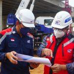 Kunjungan Kerja Proyek Jalan Tol Cibitung-Cilincing
