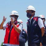 Kunjungan Kerja ke Proyek Jembatan Ploso di Jombang, Jawa Timur